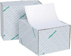 "COMPUTERPAPIER 240X12"" BLANCO MP 80GR 2000V 2000 VEL"