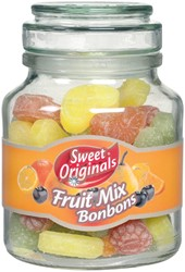 FRUITMIX BONBONS CANDIES SWEET ORIGINALS 300 GRAM